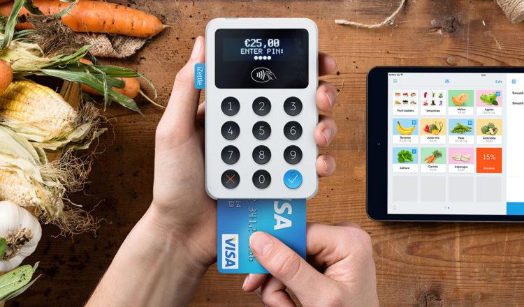 izettle terminal de paiement mobile