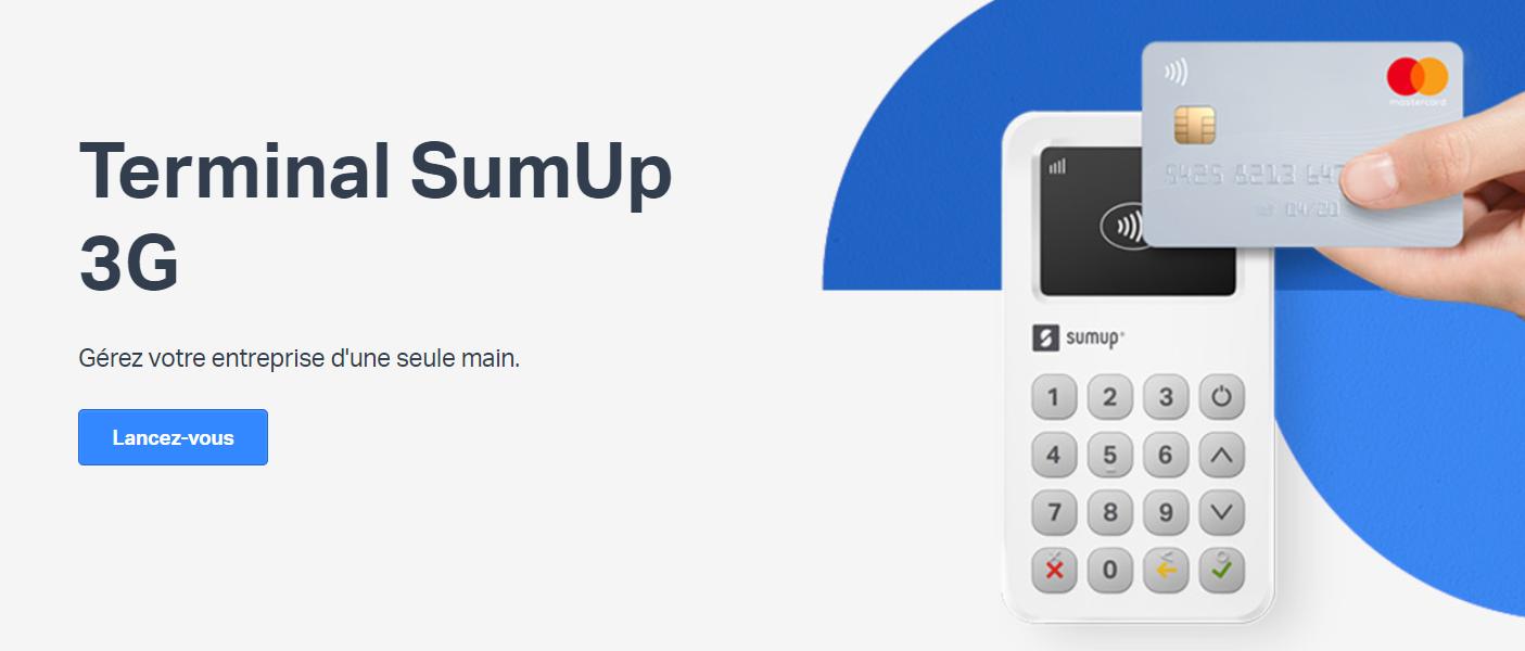sumup 3g test